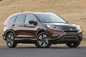 New Honda CR-V SUV