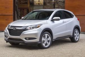 New Honda HR-V SUV